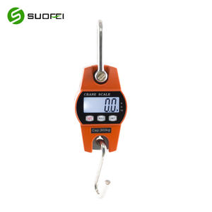 Suofei SF-916 Digital Hanging Calibration Electronic Fishing Scale Crane Weight Scale