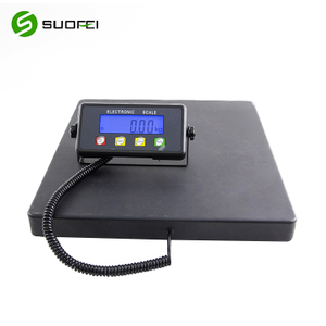 Suofei SF-886 LCD Display CE Approval Floor Platform Scale Digital Postal Shipping Weight Postal Scale