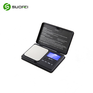 Suofei SF-717 High Quality Professional Electronic Small Balance Digital Pocket Scale 500g 0.01
