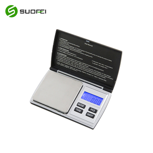 Suofei SF-716 0.01g Digita Mini Gram Weighing Digital Weigh Electronic Jewelry Pocket Scale