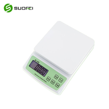 Suofei SF-470 Weighing Scale Type Stainless Steel Digital Food Diet Kitchen Scale