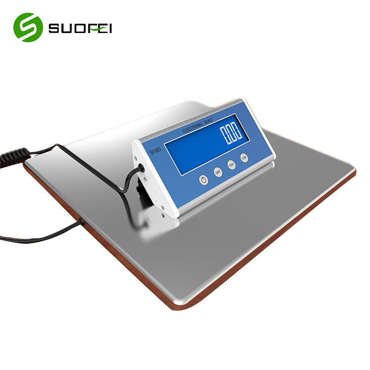Suofei SF-885 High Precision Silver Electronic Digital Postal Shipping Weight Postal Scale