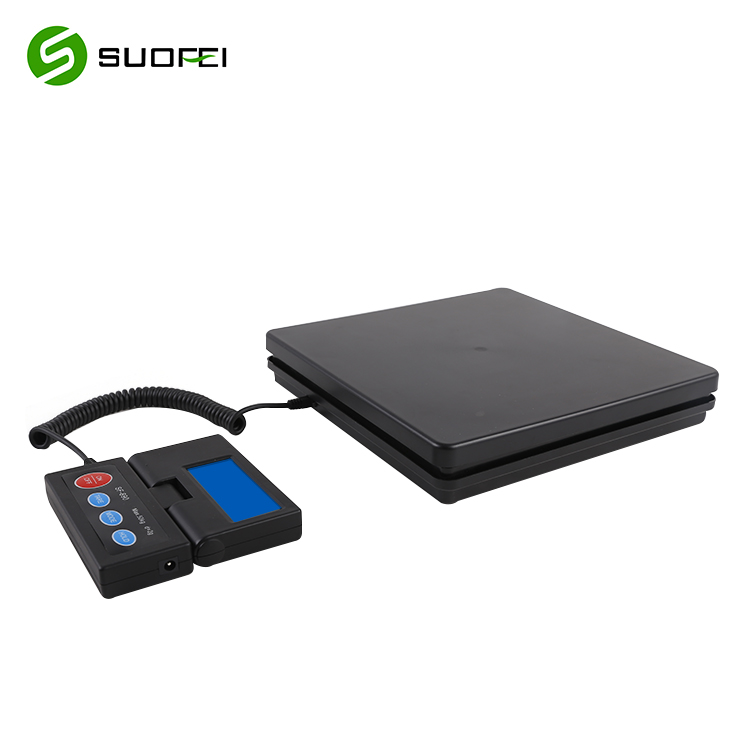 Suofei SF-890 Cheapest Large LCD ABS Material Electronic Digital Postal Shipping Weight Postal Scale