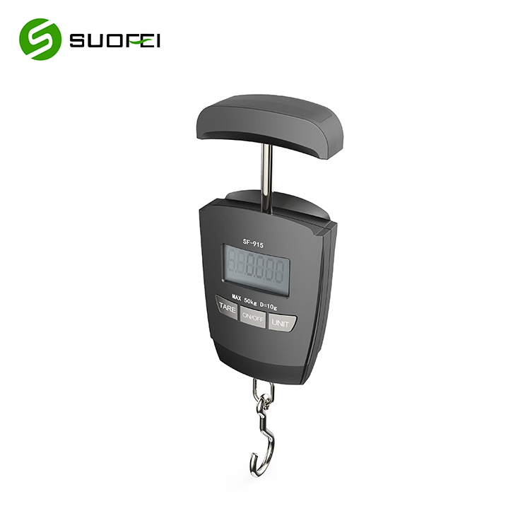 Suofei SF-915 Mini Primark Style Electronic Portable Travel Digital Luggage Scale