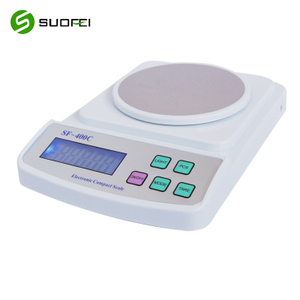 Suofei SF-400C High Quality Mini Food Scale Laboratory Balance Electronic Weight Digital Kitchen Scale