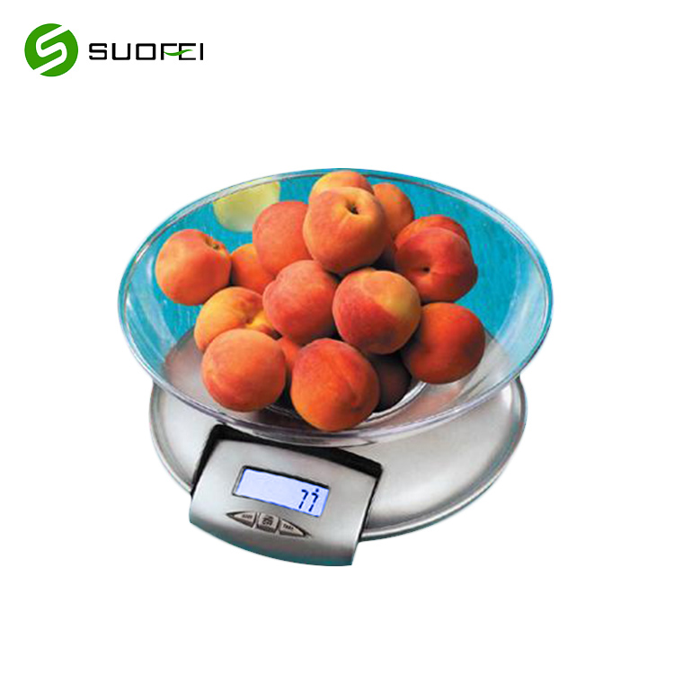 Suofei SF-500 Home Private Label Food Scale Electronic Weight Digital Kitchen Scale