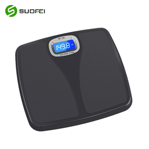 Suofei SF-186 Portable Precision Digital Bathroom Weigh Electronic Body Scale