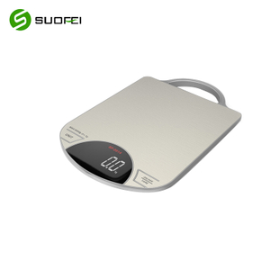 Suofei SF-2014 Portable Design Balance Weight Food Diet Digital Kitchen Scale