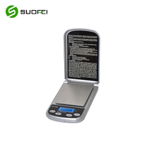 Suofei SF-700 0.01g Digita Mini Gram Weighing Digital Weigh Electronic Jewelry Pocket Scale