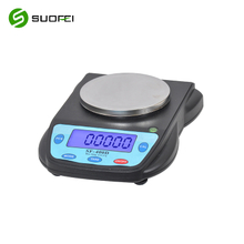 Suofei SF-400D Multifunction Waterproof Food Scale Electronic Weight Digital Kitchen Scale